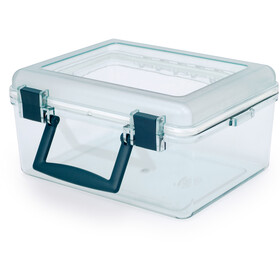 GSI Lexan XL Gear Box clear